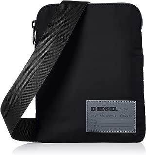 Men's Standard F-Discover Crossbody Bag, Black, UNI
