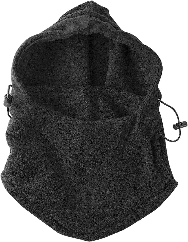 Super Z Outlet Fleece Windproof Ski Face Mask Balaclavas Hood