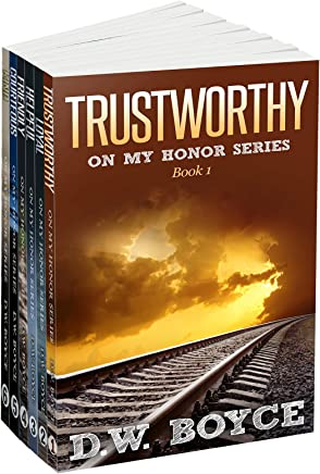 On My Honor Series Boxed Set - Book 1 through 6: Trustworthy, Loyal, Helpful, Friendly, Courteous, & Kind (On My Honor Series Boxed Set - Kindle Version Only - Books 1 - 6)