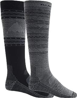 Burton Premium Lightweight 2 Pack Socks Mens