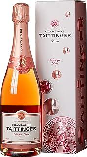 Taittinger Prestige Rosé Brut in Geschenkverpackung Champagner 1 x 0.75 l