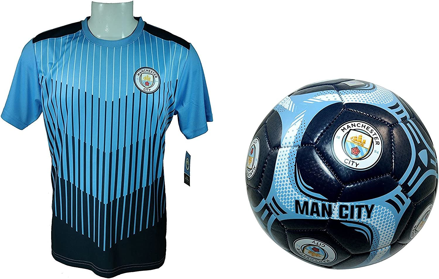 Manchester City F.C. It is very popular Soccer Official Si New popularity Training Jersey