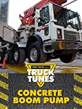 Concrete Boom Pump - Truck Tunes for Kids