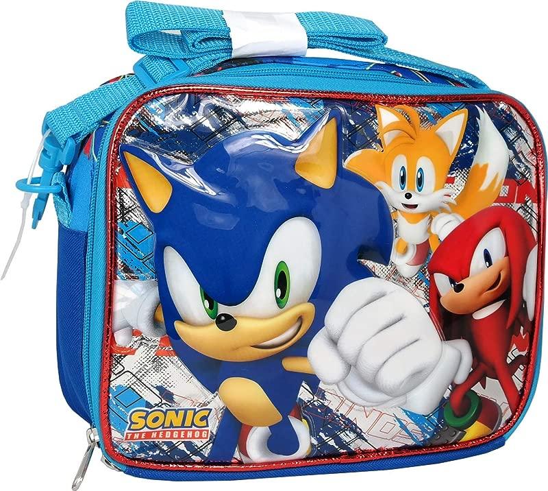 Sonic Soft Lunch Bag
