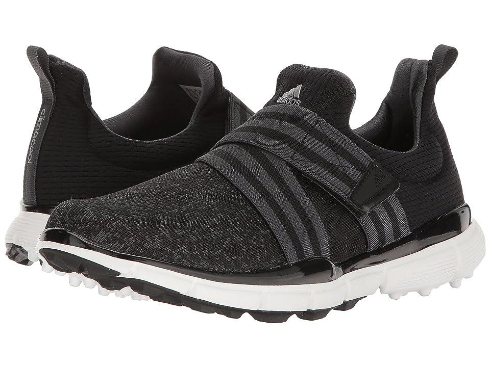 adidas Golf Climacool Knit (Core Black/Dark Grey/Core Black) Women