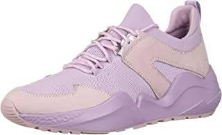 Kenneth Cole New York Womens Maddox Jogger Knit Sneaker