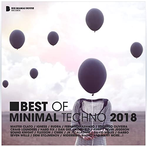 Best of Minimal Techno 2018 by Various artists on Amazon