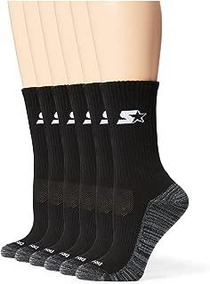 Women's 6-Pack Athletic Crew Socks, Amazon Exclusive