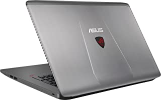 ASUS 华硕 ROG GL752VW-DH7117英寸游戏笔记本电脑,独立GPUGeForce GTX960M2GB显存,16GB DDR4,1TB(ROG金属)