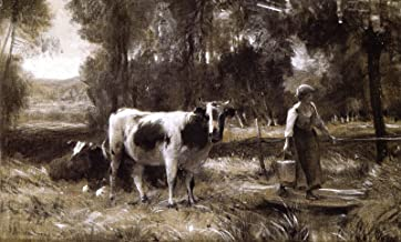Julien Dupre The Cow Girl Private Collection ~ 30