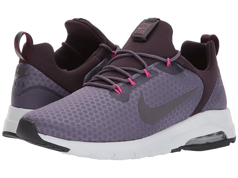 適格エチケットスプレー(ナイキ) NIKE レディースランニングシューズ?スニーカー?靴 Air Max Motion LW Racer Dark Raisin/Port Wine/Deadly Pink 5.5 (22.5cm) B - Medium