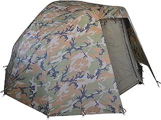 MK-fiske vinterskinn för 5 säsonger kamouflage 2 – man kupol (inget tält bara överkast), Carp Dome, Overwrap for Bivvy/Ang...