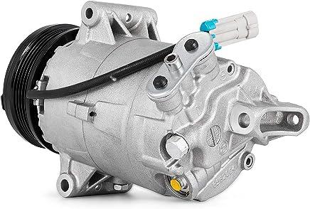 Moracle Compresor Aire Acondicionado Auto Durable para Me-riva/Za-fira B Para O-pel As-tra G H 1.6 1.8 1998-2014