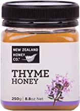 New Zealand Honey Co. Raw Wild Thyme Honey | 8.8oz / 250g