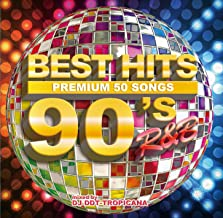 BEST HITS 90's R&B -Premium 50 Songs- mixed by DJ-DDT-TROPICANA
