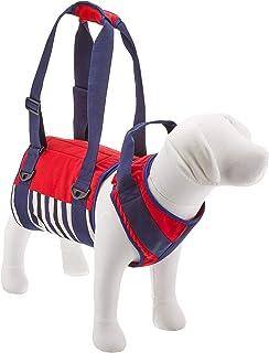 With(ウィズ) 歩行補助ハーネス LaLaWalk 大型犬用 ナチュラルマリン M サイズ