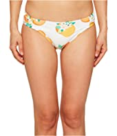 Kate Spade New York - Capistrano Beach #57 Bikini Bottom w/ Smocked Sides