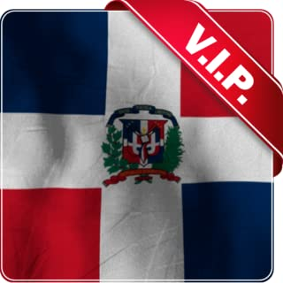 Dominican republic flag lwp
