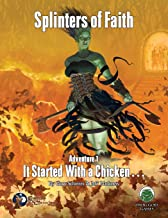 Splinters of Faith 1: It Started with a Chicken - Swords & Wizardry