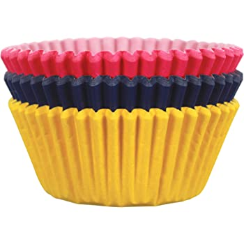 PME Party Fun Paper Baking Cases for Cupcakes, Standard Size, Pack of 60