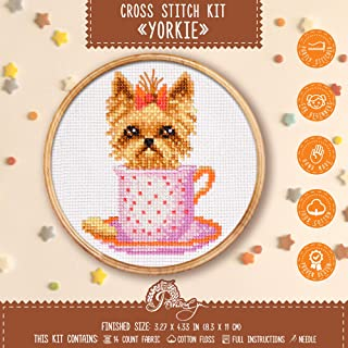 Best yorkshire cross stitch Reviews