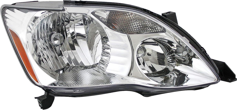 For ブランド激安セール会場 Toyota Avalon 別倉庫からの配送 Headlight 2005 Side 2007 2006 Passenger Right