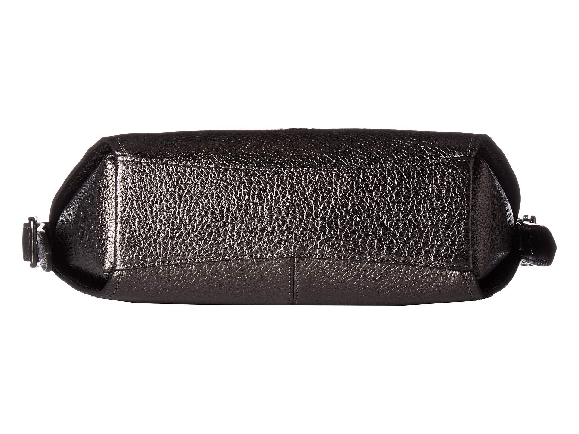 Duffles metallic Dk Metallic Graphite In Coach Leather 7wBAx0Aq