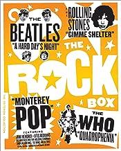 The Rock Box A Hard Day's Night/Monterey Pop/Quadrophenia