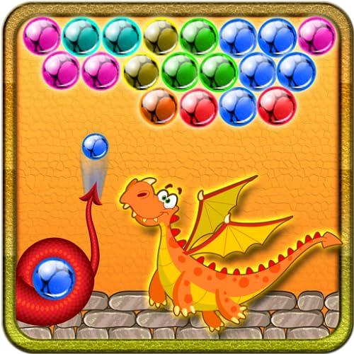 Dragon oeufs Bubble Shooter