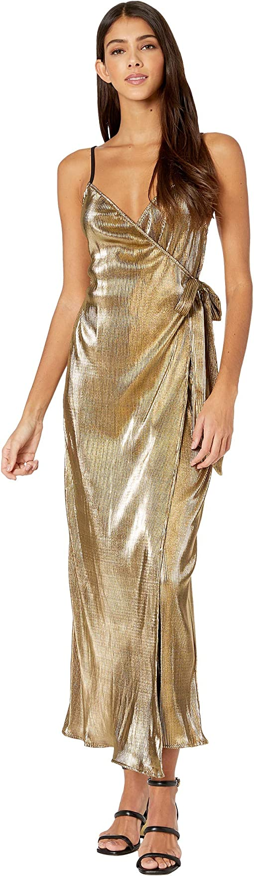 Pleated Gold
