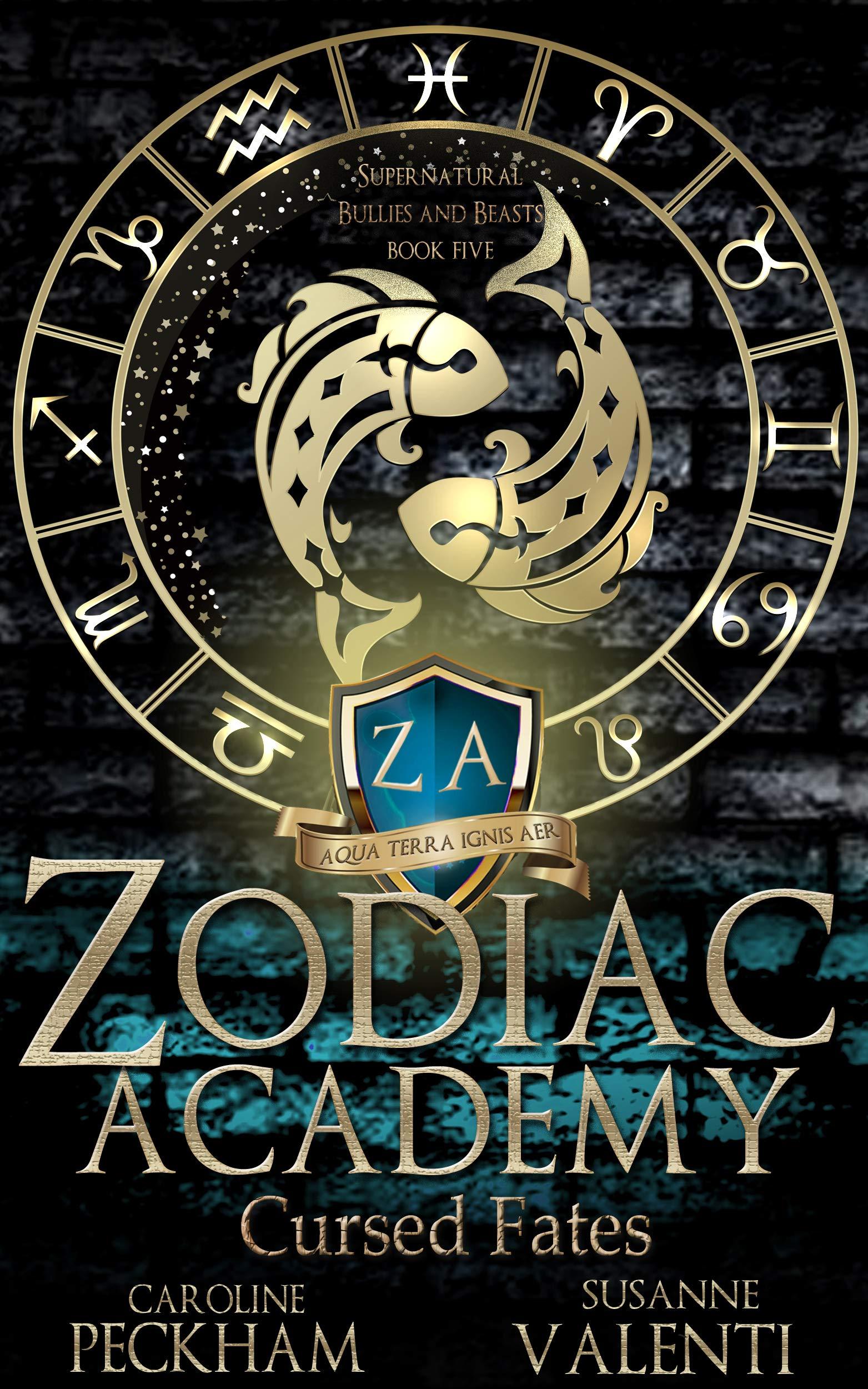Zodiac Academy 5: Cursed Fates: An Academy Bully Romance (Supernatural Bullies and Beasts)