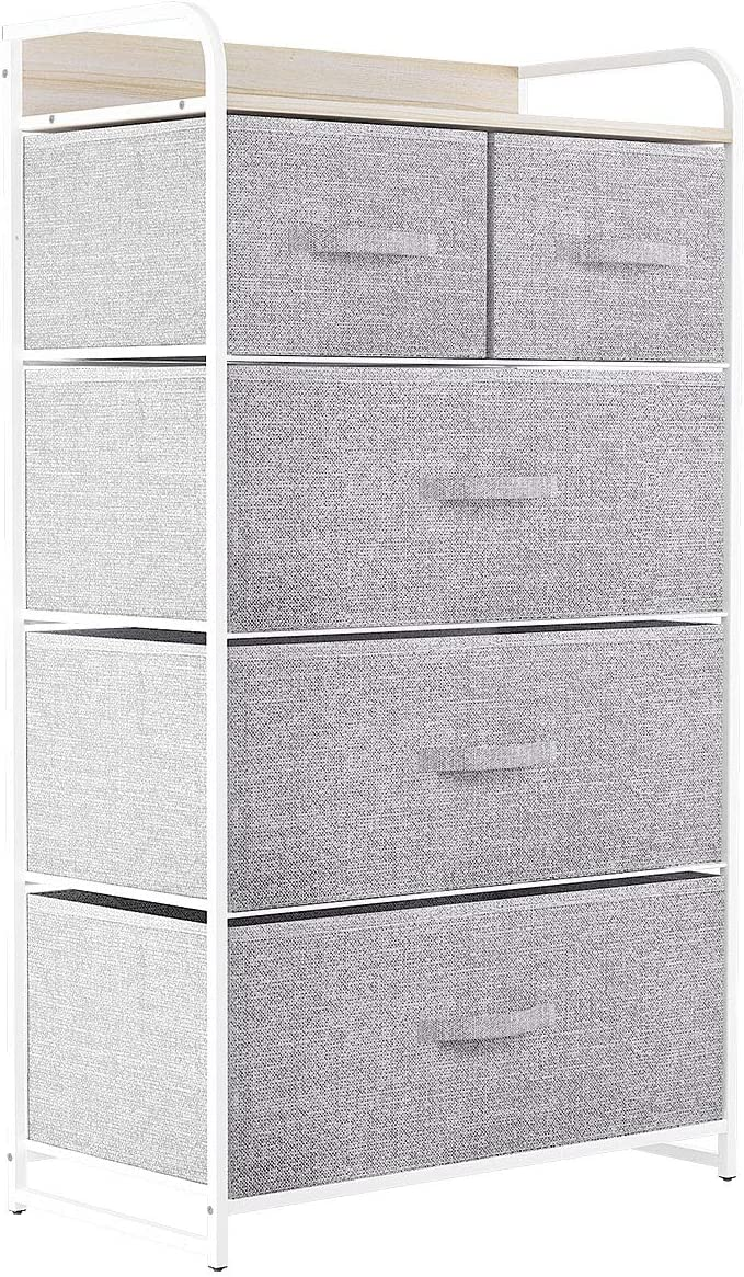 YITAHOME Fabric Dresser with Sales results No. 1 5 - Larg Drawers Storage Tower Today's only