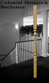 Best banister spindles wood Reviews