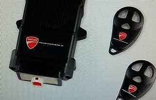 Ducati MTS Anti-theft System