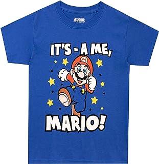 Super Mario Jongens T-Shirt