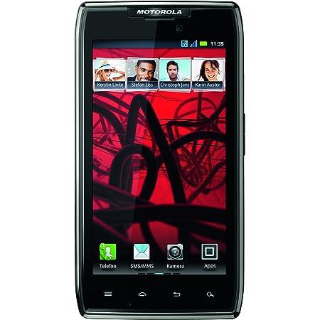 Motorola Razr Maxx Smartphone 4 3 Zoll Schwarz Elektronik