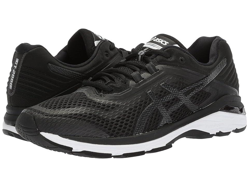 ASICS GT-2000 6 (Black/White/Carbon) Men