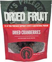 Steve's PaleoGoods, Dried Fruit Cranberries, 6 oz