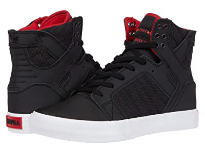 Supra Skytop (Black/Red/White 1) Men