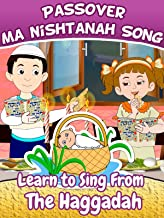 Passover Ma Nishtanah Song- Learn to Sing From The Haggadah