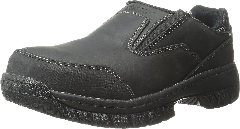 Skechers for Work Men's Hartan Slip-On shoes
