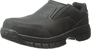 for Work Men's Hartan Steel Toe Slip-On Shoe