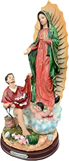 Our Lady of Guadalupe W/St Juan Diego 13