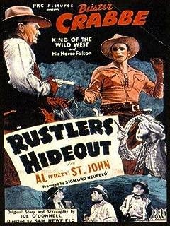 Rustler's Hide-Out