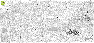 Coloriage Geant Animaux.Amazon Fr Coloriage Geant