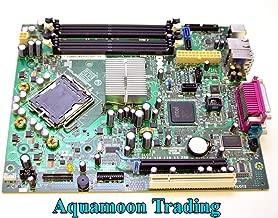 Dell New Genuine OEM Optiplex 755 SFF Small Form Factor Motherboard Main Logic System Board Intel LGA fits 760 PU052 WF810 JR269