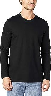 Camiseta Básica Manga Longa, Hering, Masculino