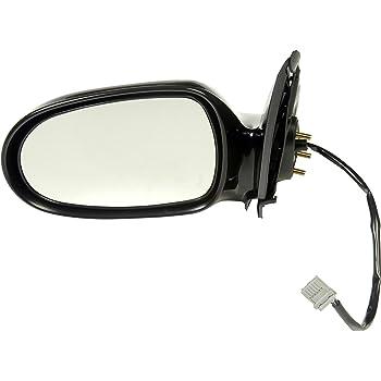 Depo 315-5406R3ED Flat Black Passenger Side Power Non-Heated Mirror