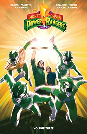 Mighty Morphin Power Rangers Vol 3