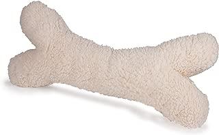 Best bone plush dog toy Reviews